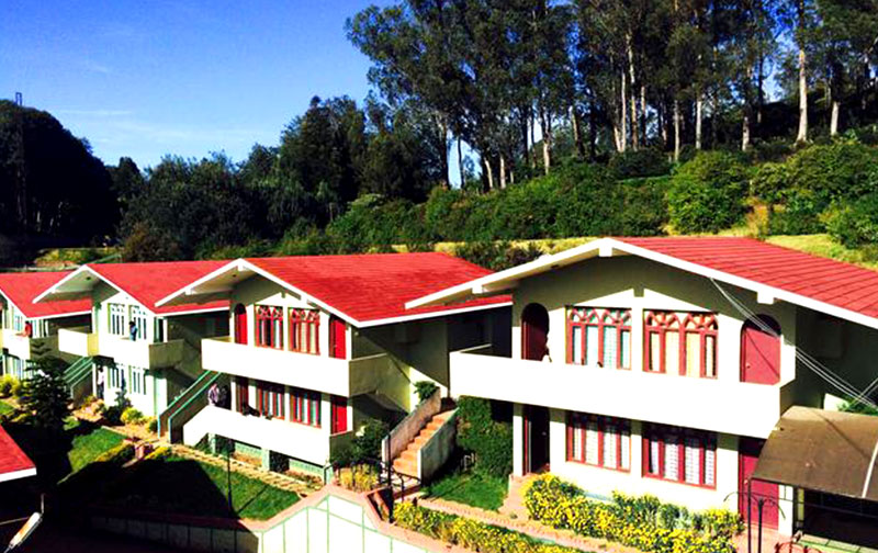 La Flora Amberley Resort in Ooty