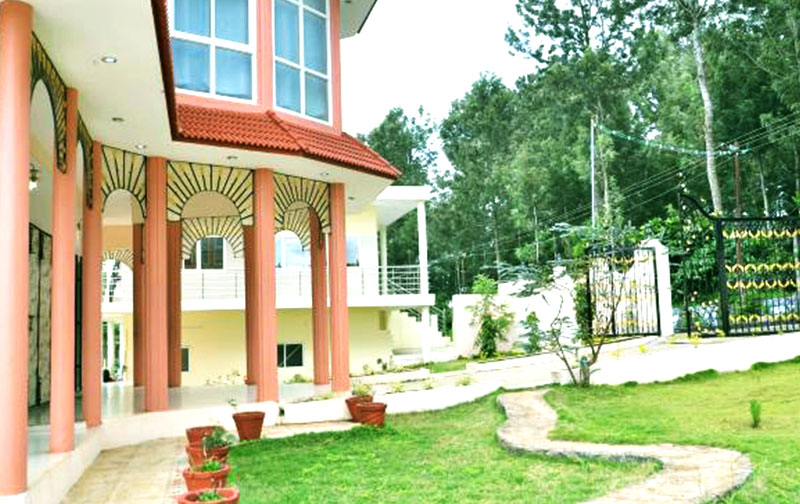 La Flora Paradise Residency Resort in Yercaud