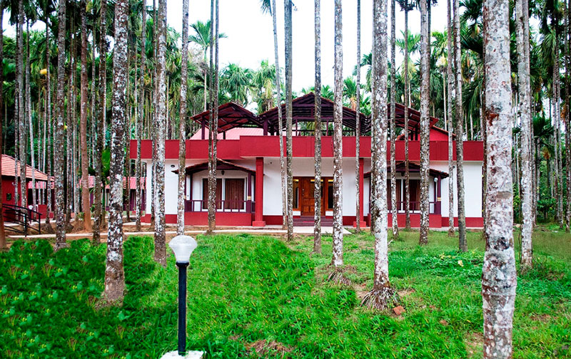 La Flora Prakruth Resort in Coorg